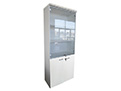 QF-Tall cabine Full White