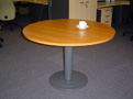 RW- Round Conference Table